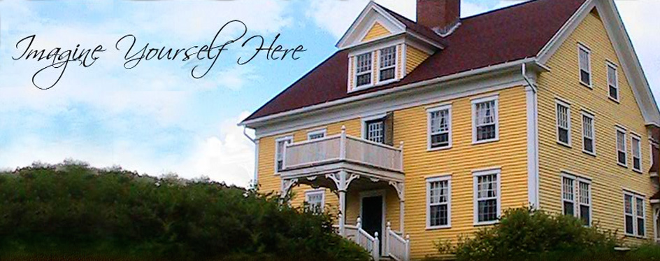 Host your reunion at Merrill House in Andover, Maine